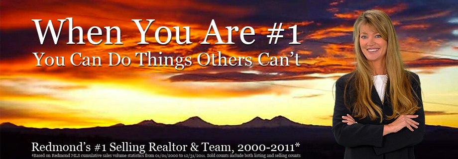 Pam Lester Redmond's Number One Selling Realtor and Team 2000 – 2011